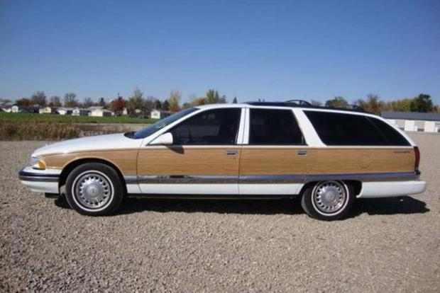 autotrader find: mint 1995 buick roadmaster estate wagon - autotrader