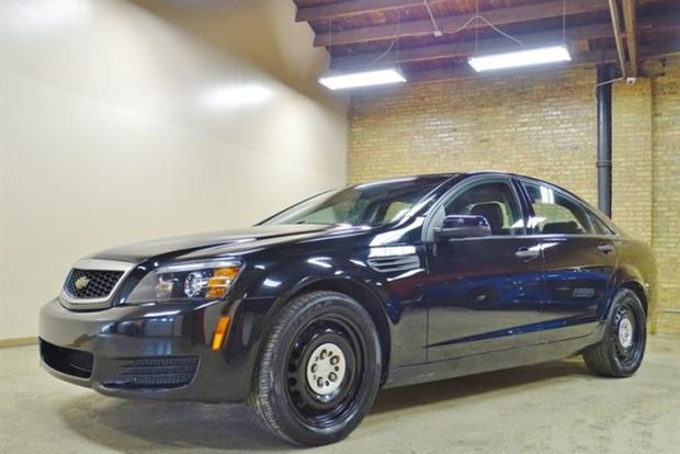 Autotrader Find: 2011 Chevy Caprice Police Car for $7,795 featured image large thumb0