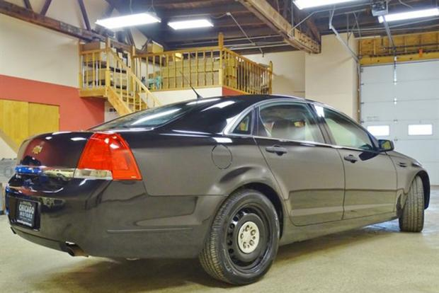 Autotrader Find 2011 Chevy Caprice Police Car For 7795 Autotrader