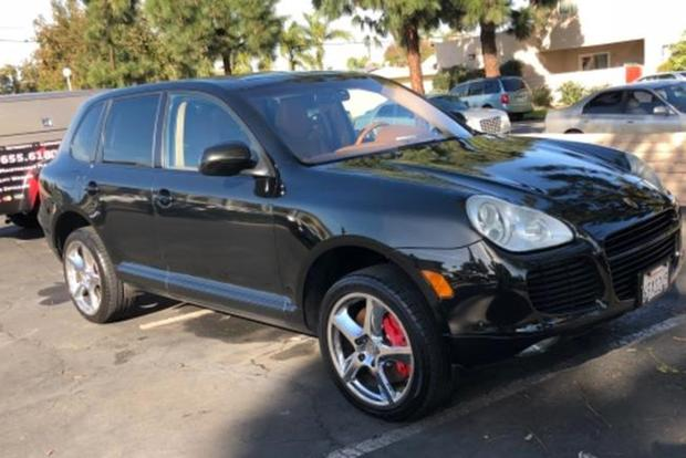 Autotrader Find: 2006 Porsche Cayenne Turbo S With 270,000 Miles featured image large thumb0
