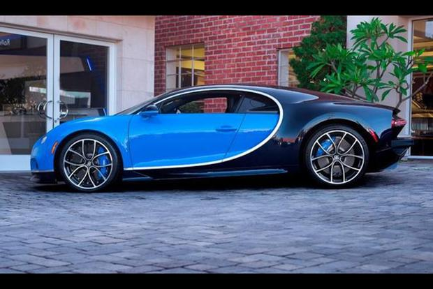 Autotrader Find: Bugatti Chiron for $4 Million featured image large thumb0