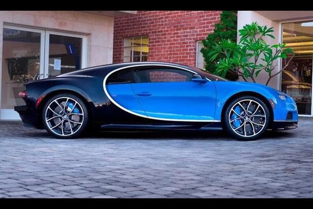 Autotrader Find: Bugatti Chiron for $4 Million featured image large thumb1