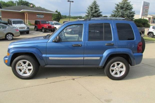 Autotrader Find: Right-Hand Drive 2006 Jeep Liberty featured image large thumb0