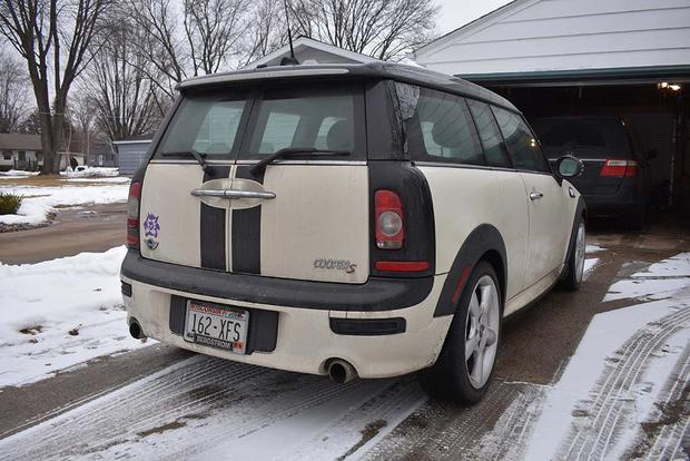 A Mini Cooper S Makes A Terrible Road Trip Car In Case Youre