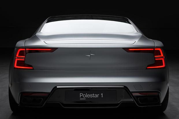 Volvo's Polestar 1 Will Be a 600-Horsepower Volvo Flagship Coupe featured image large thumb1