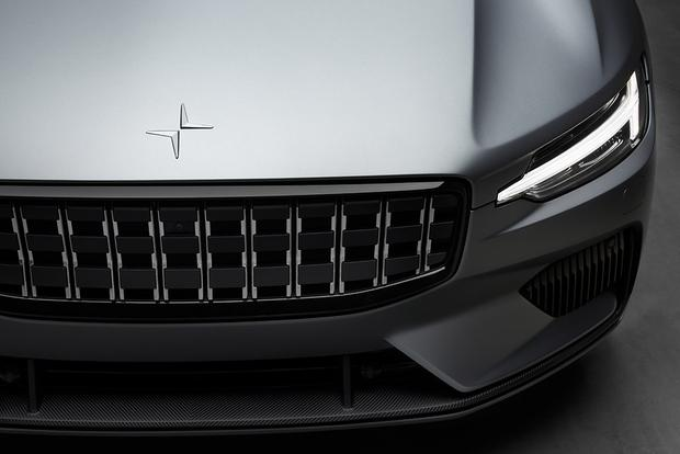 Volvo's Polestar 1 Will Be a 600-Horsepower Volvo Flagship Coupe featured image large thumb2