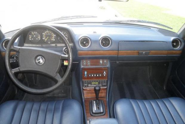 Autotrader Find: 1984 Mercedes-Benz 300TD With 95,000 Miles featured image large thumb2