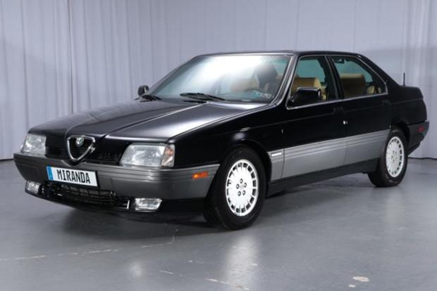 Autotrader Find: Shockingly Nice 1991 Alfa Romeo 164L featured image large thumb0
