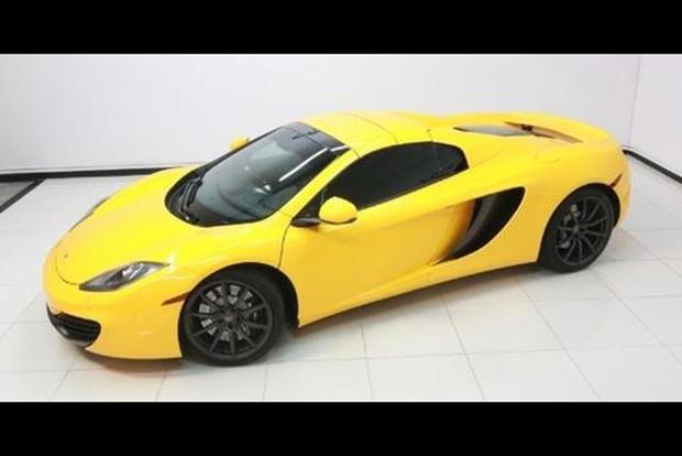 This Is the Highest-Mileage McLaren For Sale on Autotrader featured image large thumb1
