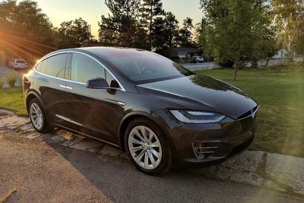 Autotrader Find: 2016 Tesla Model X With 62,000 Miles