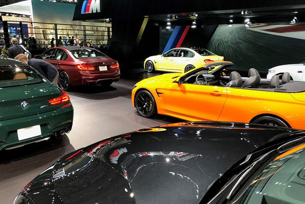 BMW Has Gone Crazy With Colors featured image large thumb0