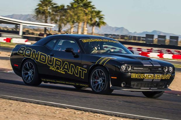 High Performance Driving Education: Bondurant and Dodge SRT Team Up