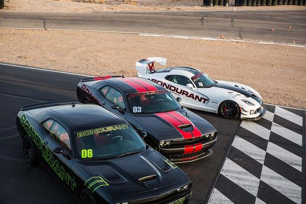 High Performance Driving Education: Bondurant and Dodge SRT Team Up featured image large thumb1