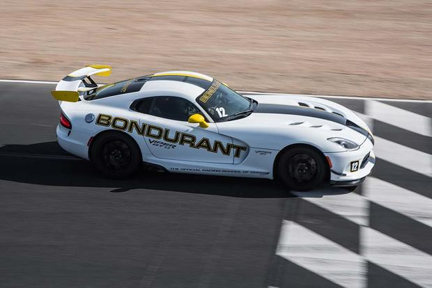 High Performance Driving Education: Bondurant and Dodge SRT Team Up featured image large thumb2