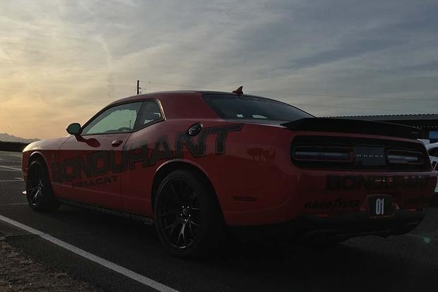 High Performance Driving Education: Bondurant and Dodge SRT Team Up featured image large thumb5