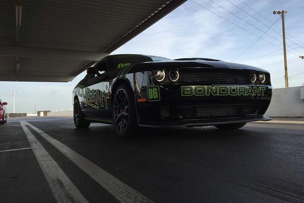 High Performance Driving Education: Bondurant and Dodge SRT Team Up featured image large thumb6