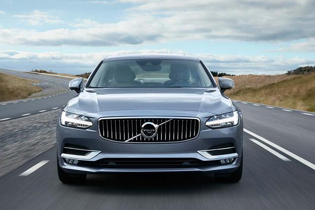 Volvo S Vision 2020 And Pilot Assist Autotrader