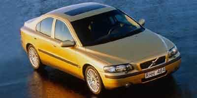 2001 Volvo S60 T5 featured image large thumb0
