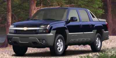 2002 Chevrolet Avalanche featured image large thumb0