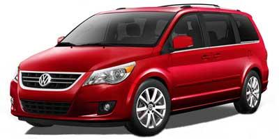 Review: 2009 Volkswagen Routan featured image large thumb0