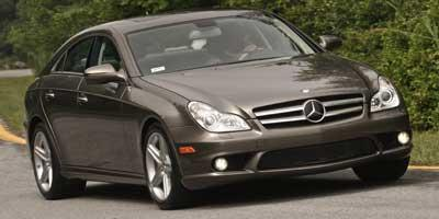 2009 Mercedes-Benz CLS featured image large thumb0