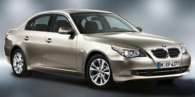 2009 BMW 5 Series featured image large thumb0
