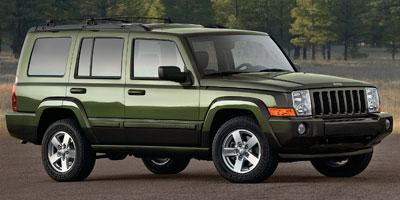 2009 Jeep Commander featured image large thumb0