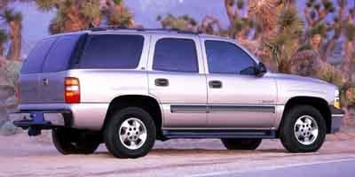 2004 Chevrolet Tahoe featured image large thumb0