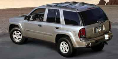 2004 Chevrolet TrailBlazer featured image large thumb0