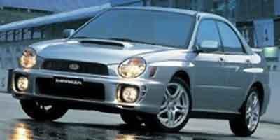 2002 Subaru Impreza WRX featured image large thumb0