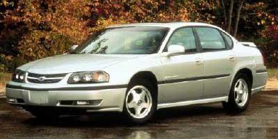 2000 Chevrolet Impala Police Car featured image large thumb0