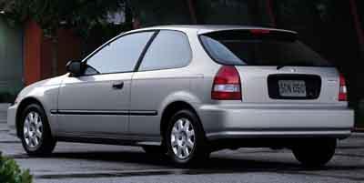2000 Honda Civic Si featured image large thumb0