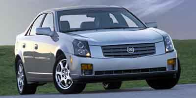 2004 Cadillac CTS featured image large thumb0