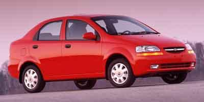2004 Chevrolet Aveo featured image large thumb0