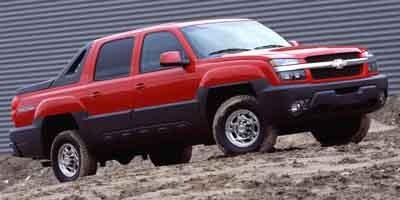 2004 Chevrolet Avalanche featured image large thumb0