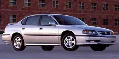 2004 Chevrolet Impala featured image large thumb0