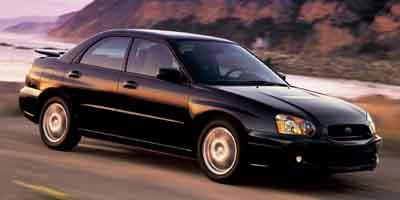 2004 Subaru Impreza / WRX featured image large thumb0