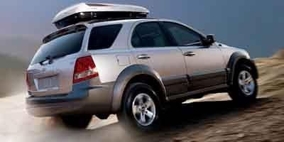 2004 Kia Sorento featured image large thumb0