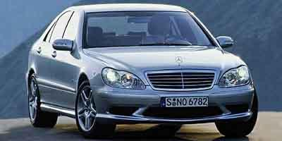 2004 Mercedes-Benz S-Class featured image large thumb0
