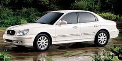 2004 Hyundai Sonata featured image large thumb0