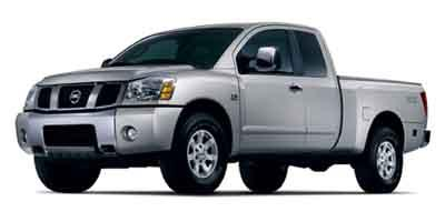 2004 Nissan Titan featured image large thumb0