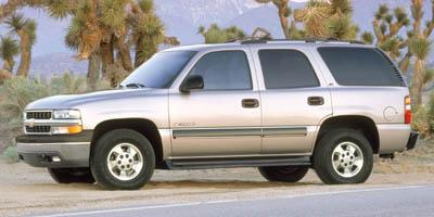 2005 Chevrolet Tahoe featured image large thumb0