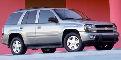 2005 Chevrolet TrailBlazer featured image large thumb0