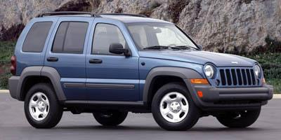 2005 Jeep Liberty featured image large thumb0