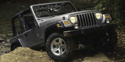 2005 Jeep Wrangler featured image large thumb0