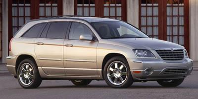 2005 Chrysler Pacifica featured image large thumb0