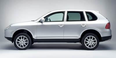 2005 Porsche Cayenne featured image large thumb0
