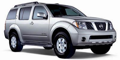 2005 Nissan Pathfinder featured image large thumb0