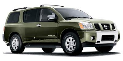 2005 Nissan Armada featured image large thumb0