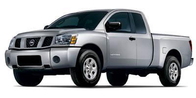 2005 Nissan Titan featured image large thumb0